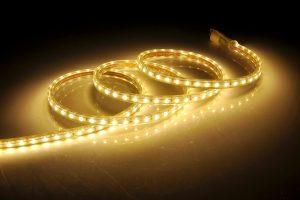 Zastosowanie taśmy LED